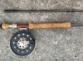Matching fly-rod and fly-line.
