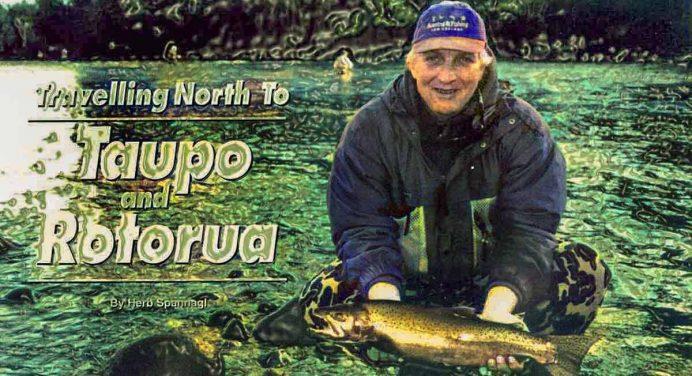 Taupo and Rotorua – Tongariro River – Beginners Fishing Guide