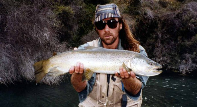 Forgotten Trout Flies – Orange Witch, Lord's Killer, Bragg's Dragonfly